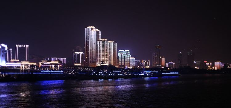 Captain No. 9 (Night Tour Yangtze River) Cruise2