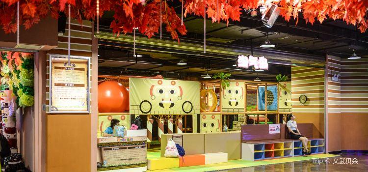 MEWE城堡兒童職業體驗館1