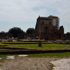 Palace of Domitian (Domus Flavia) User Photo