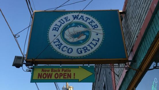 Blue Water Taco Grill