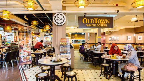 Old Town White Coffee Central Market