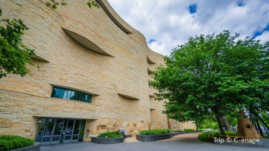 國立美洲印第安人博物館