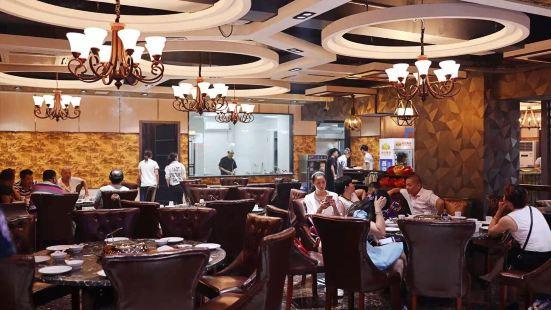 愛尚鮮·蒸汽海鮮主題餐廳