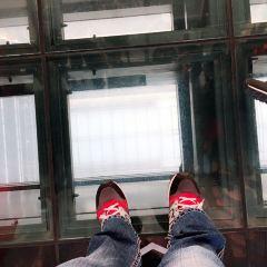 상하이 세계금융센터 전망대 여행 사진