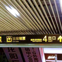 자기부상열차 여행 사진