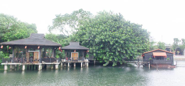 Guangzhou Lichee Bay Cruise1