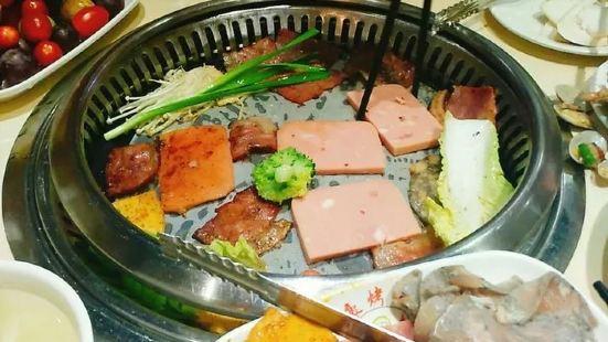 豪烤官海鮮自助烤肉