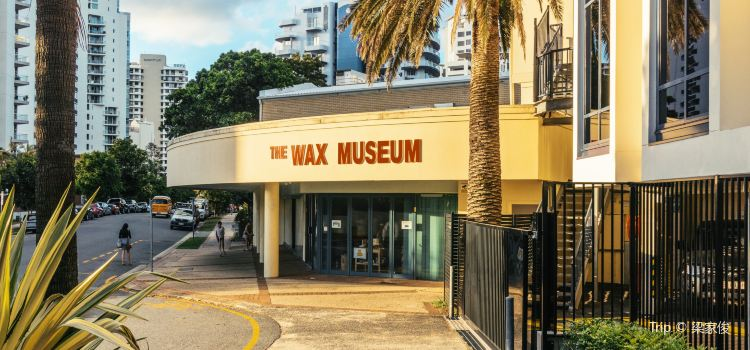 The Wax Museum1