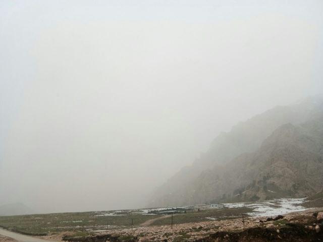 Baishu Mountain
