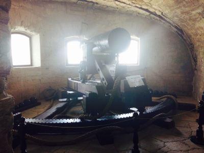 Mikhailovska Battery Museum