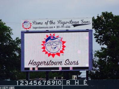 Hagerstown Suns Municipal Stadium