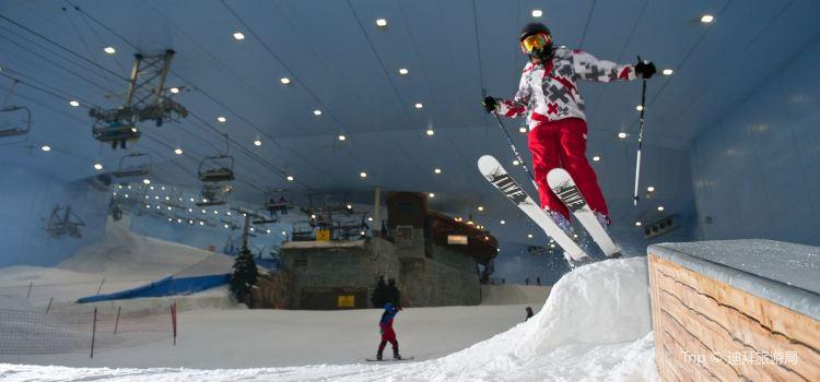 스키 두바이2