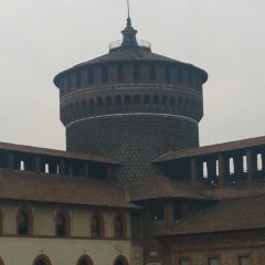 Sforza Castle User Photo