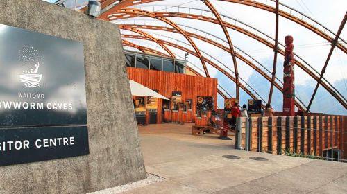 Waitomo Visit Center
