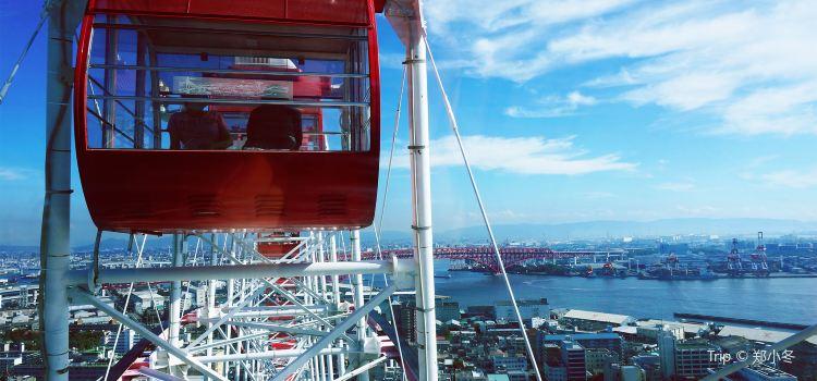 Tempozan Giant Ferris Wheel3