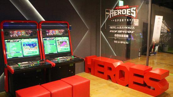 Legend Heroes VR