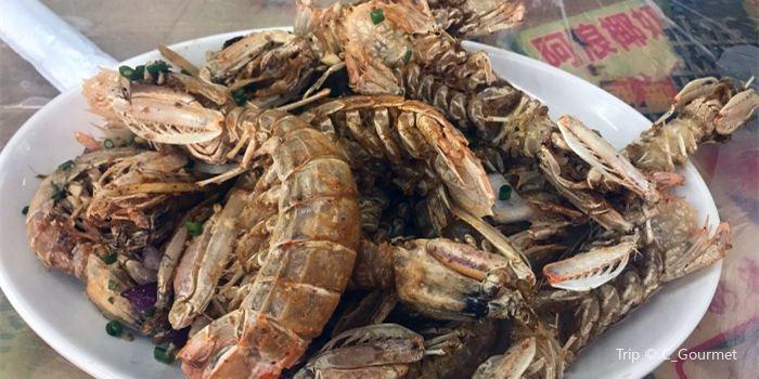 SanYa A Lang Seafood JiaGong ( Da Dong Hai Guan Jing )3
