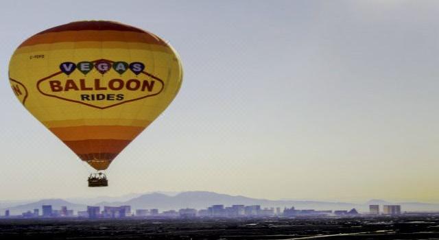 Vegas Balloon Rides熱氣球之旅2