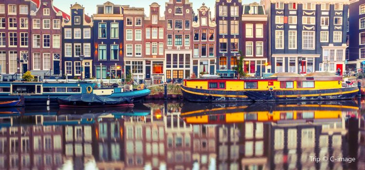 Canals of Amsterdam1