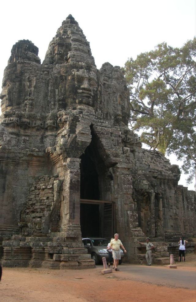 South Gate - Angkor Thom