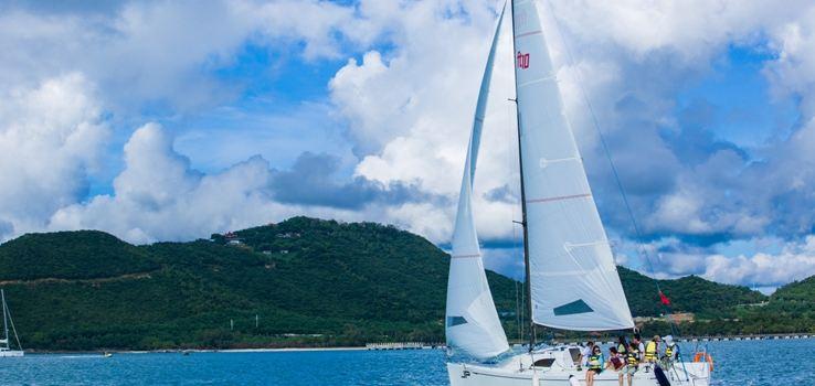 新航家帆船遊艇出海2