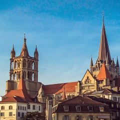 Cathedrale de Lausanne User Photo