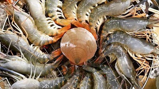 大曼穀海鮮自助