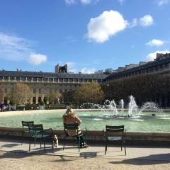 Jardins du Palais-Royal User Photo