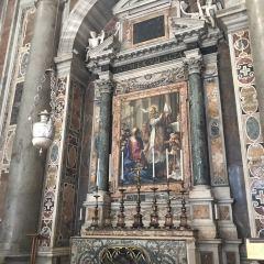 산타마리아 델 포폴로 성당 여행 사진