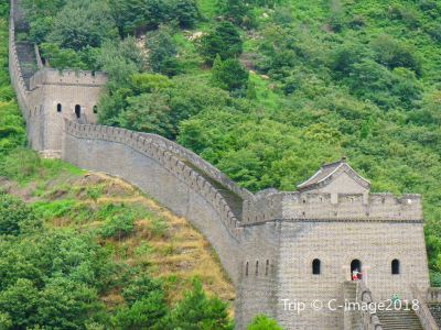 Great Wall at Huangya Pass