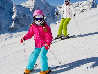 징웨탄 스키장