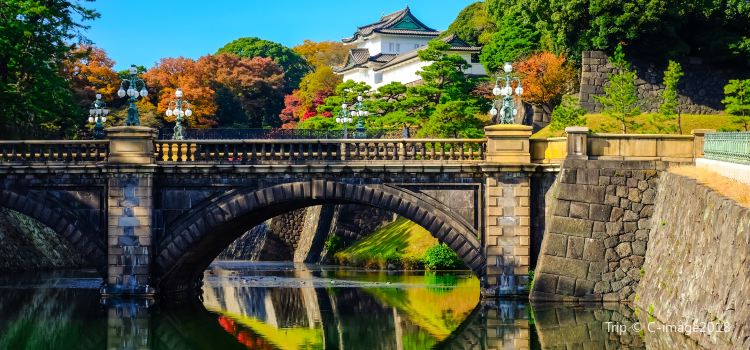 Tokyo Imperial Palace1