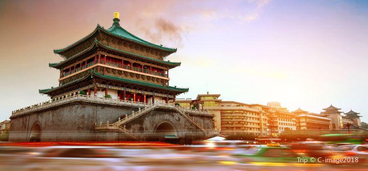 Bell Tower of Xi'an3