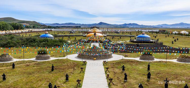 Dahan Temporary Palace1