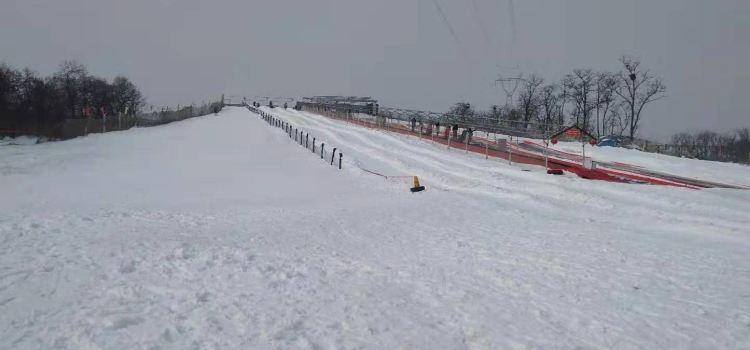 옌밍셰도 스키장
