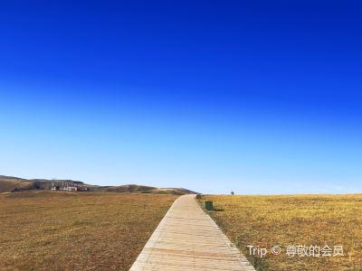 黃花溝旅遊區