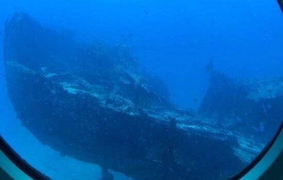 아틀란티스 괌 잠수정관광2