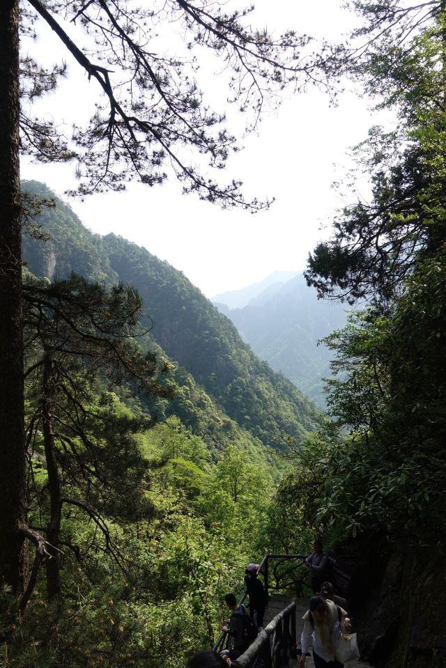 大明山景區