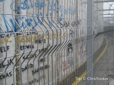Israel-West Bank Barrier Wall