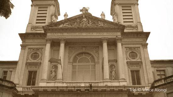 Parroquia San Nicolas