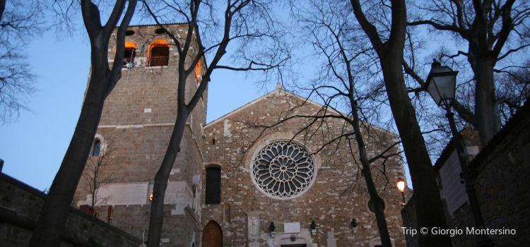 Castello di San Giusto2