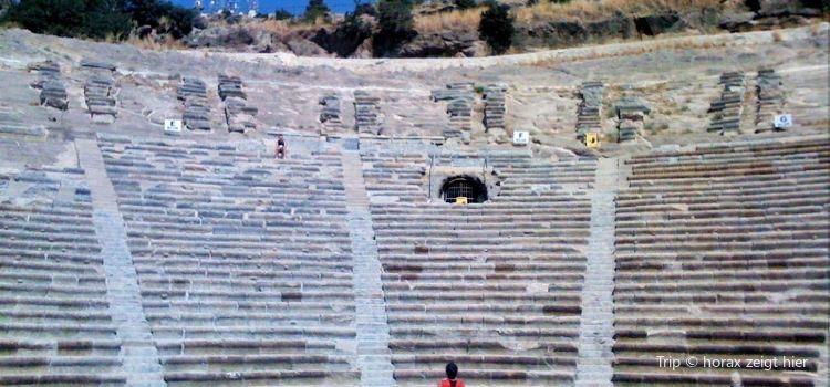 Bodrum Amphitheatre2