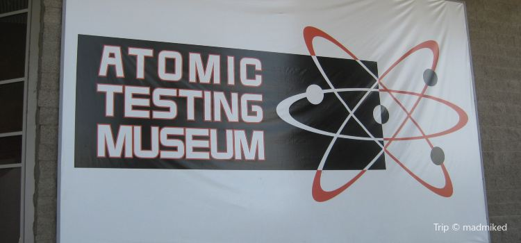 The National Atomic Testing Museum1