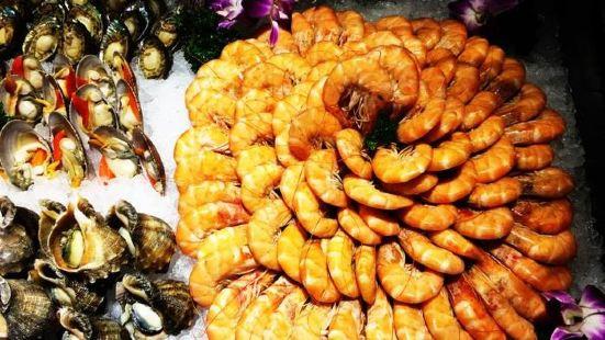 天元海鮮自助旋轉餐廳