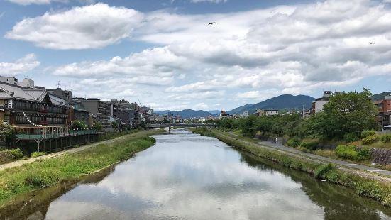 Gojo Ohashi Bridge