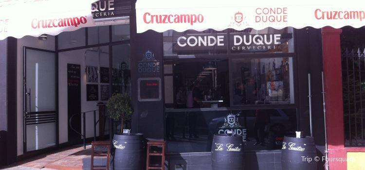 Cerveceria Conde Duque3