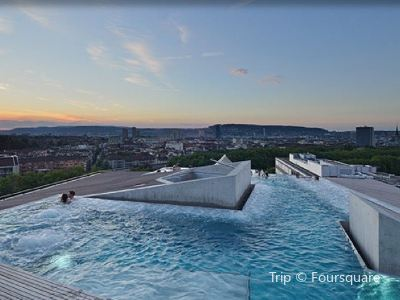 Thermalbad & Spa Zurich