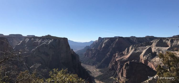 Zion Observation Point2