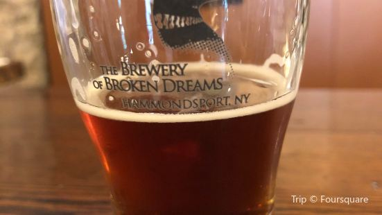 The Brewery of Broken Dreams