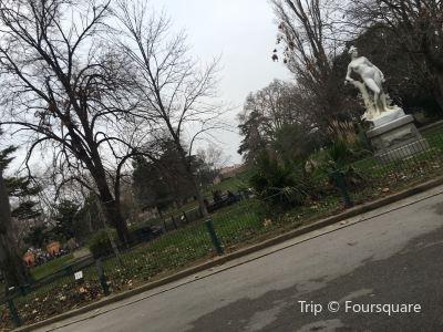 Jardin du Champ de Mars